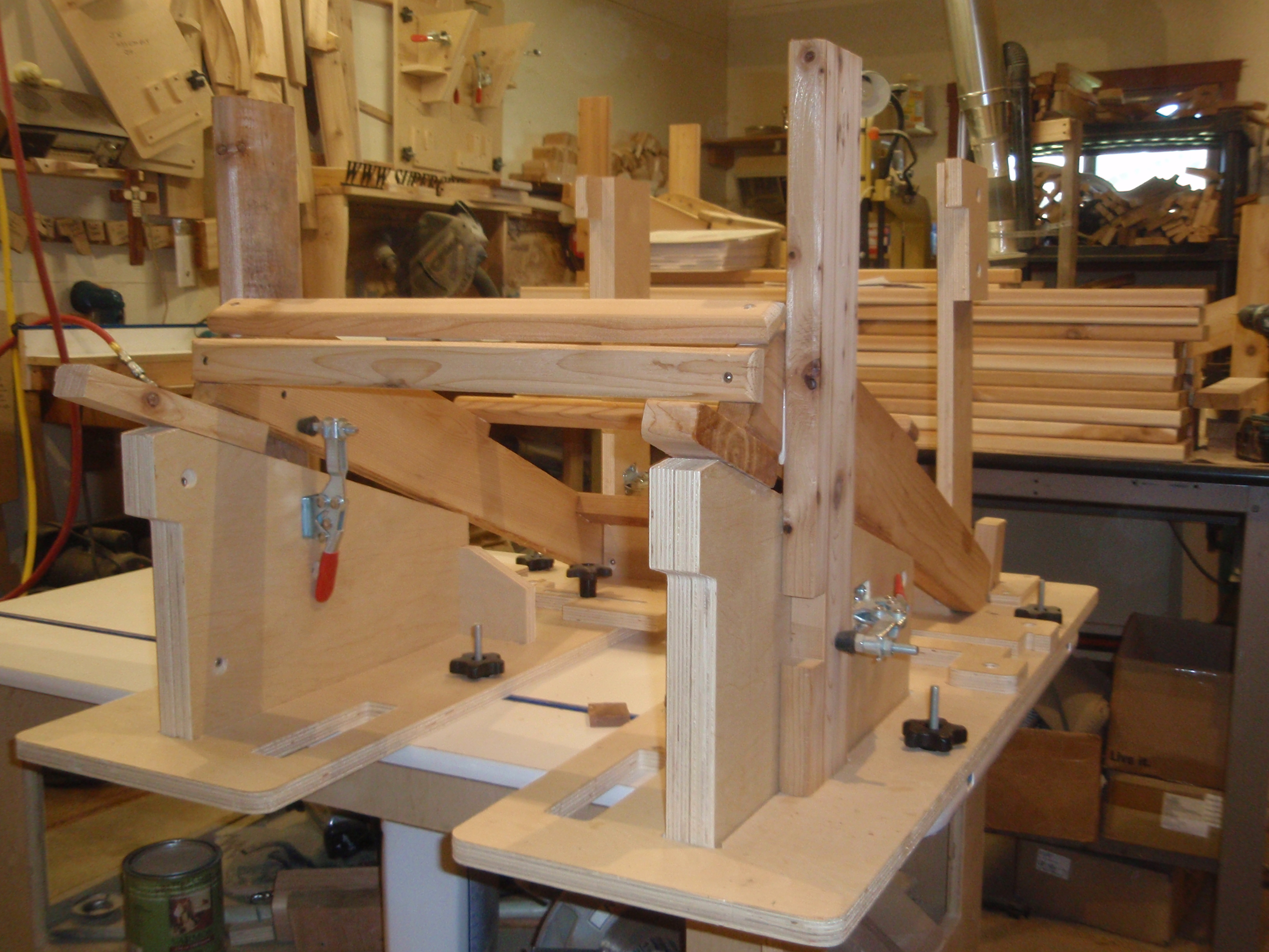 how to assemble adirondack chair