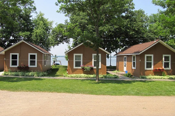 cabins #2-3-4 570