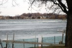 March 16, 2016  Lake Florida Ice Off?